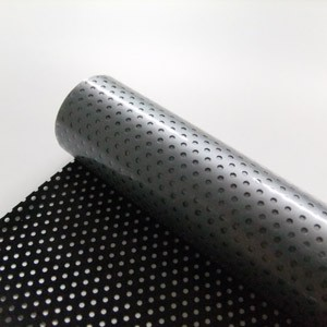 S/B Perforated Static Film - . S/B Perforated Static Film